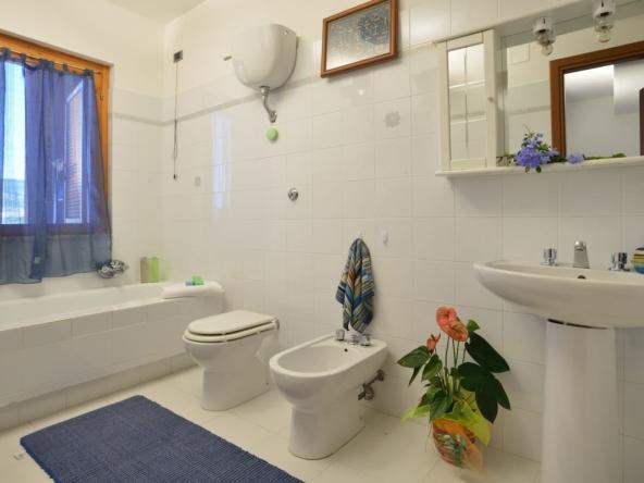 bagno privato camera patronale